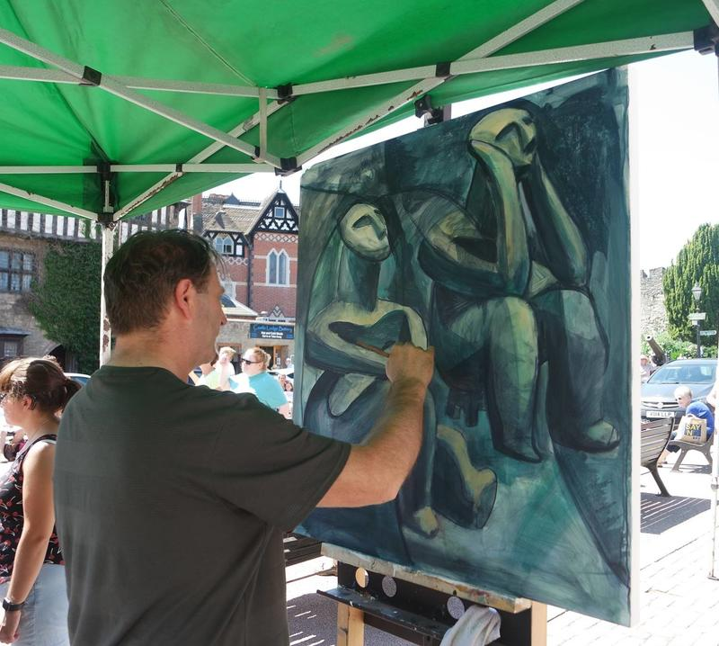 Ludlow Art Trail will be this June