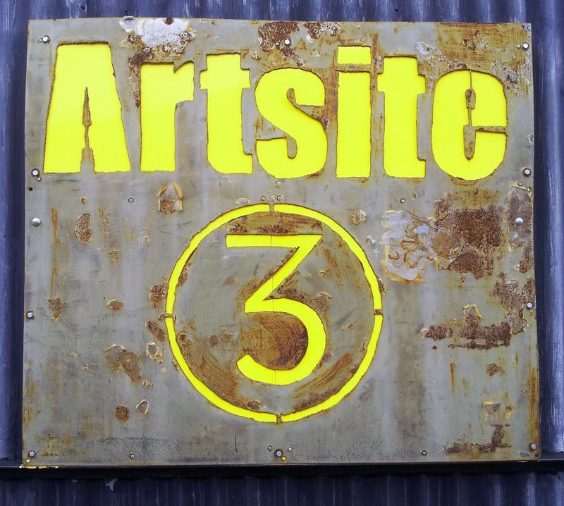 Artsite 3 is a not for profit studio unit in Hereford