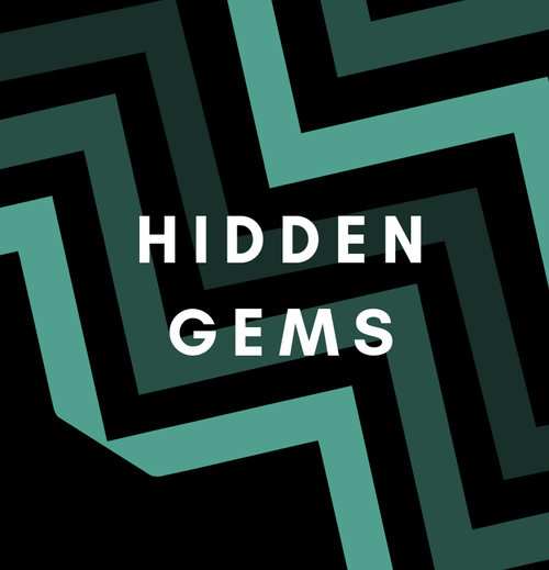 Hidden Gems panel