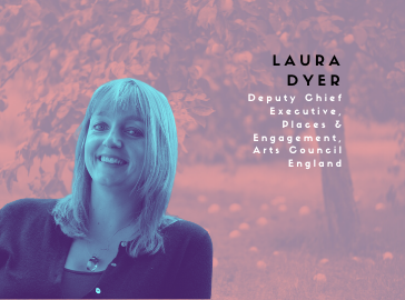 Laura Dyer is a keynote speaker at Pride of Place 2020.