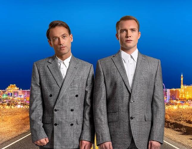 Rain Man starring Paul Nicholls (Eastenders, Ackley Bridge) and Chris Fountain (Hollyoaks, Coronation Street) is at Malvern Theatres from February 5 to 9.