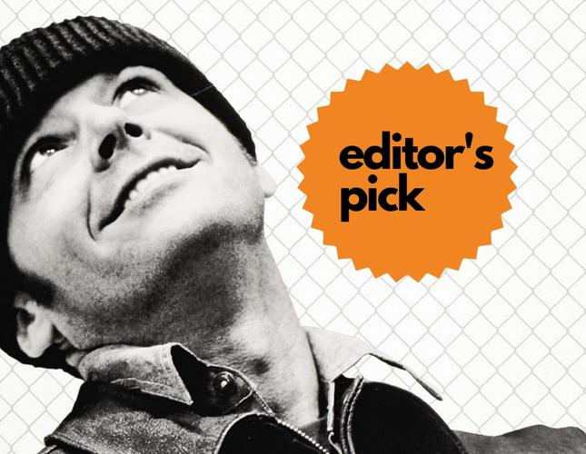 What's on: One Flew Over the Cuckoo's Nest is being screened in Herefordshire